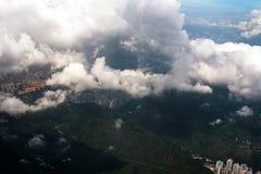 香港和自然秀丽  免版税库存图片