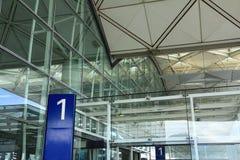 香港国际机场 库存照片