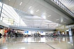 香港国际机场 免版税库存照片