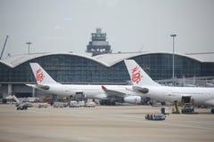 香港国际机场 库存图片