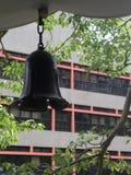 香港大学响铃 免版税图库摄影