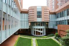 他香港大学在Pok傅潜逃 免版税图库摄影