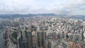香港市视图 影视素材