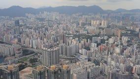 香港市视图 股票录像