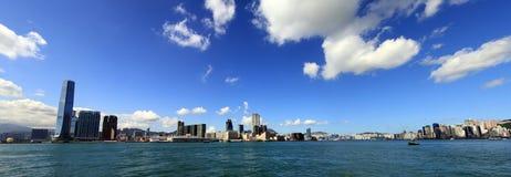 香港市 免版税图库摄影