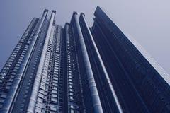香港摩天大楼 免版税库存图片