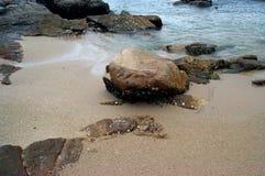 香港海滩5 库存图片