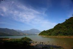 香港海边 免版税库存图片