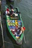 香港海鲜 图库摄影