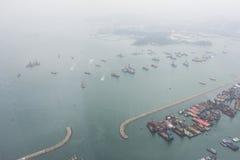 香港港  库存图片