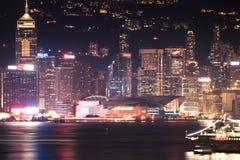 香港湾仔 免版税图库摄影