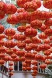 香港灯笼 免版税库存照片