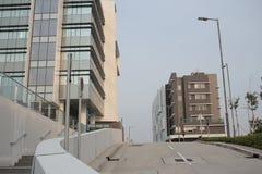 香港科技大学 免版税库存照片