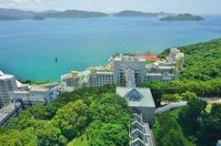 香港科技大学(HKUST) 库存照片