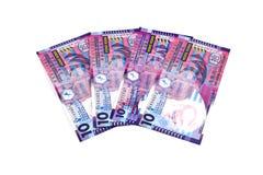 香港美元钞票 免版税库存照片
