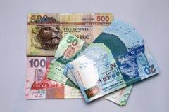 香港美元 免版税库存图片