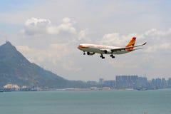 香港航空公司 免版税库存照片