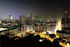 香港街市  免版税库存照片