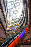 香港购物中心购物 库存图片