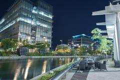 香港都市风景 图库摄影