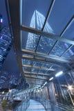 香港都市风景 库存照片