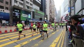 香港马拉松2018年 影视素材