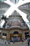 香港高楼 免版税图库摄影