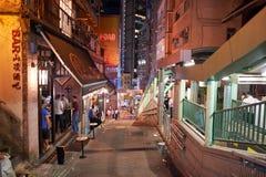 香港 库存照片