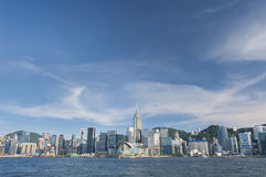 香港 免版税库存图片