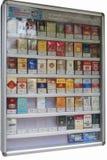香烟内阁 库存图片