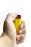 香烟打火机 免版税库存图片