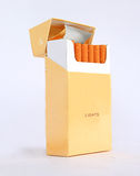 香烟装箱 免版税库存照片