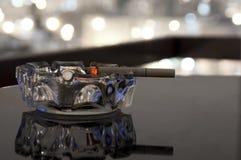 2香烟 免版税库存图片
