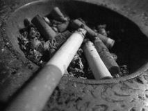 香烟 免版税库存照片
