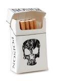 香烟 图库摄影