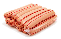 香肠 免版税库存照片