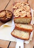 香蕉大面包 免版税库存照片