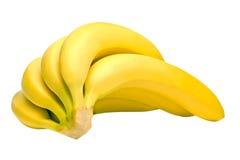香蕉捆 免版税库存照片