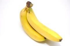 香蕉束起小 免版税库存照片