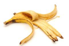 香蕉果皮 免版税库存图片