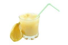 香蕉汁 库存图片
