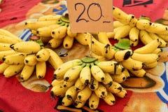 香蕉泰国 免版税库存照片