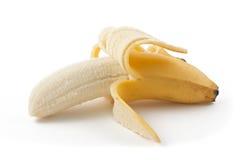 香蕉生气勃勃 库存照片