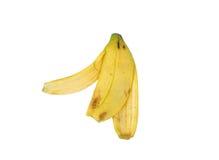 香蕉皮 免版税图库摄影