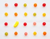 香蕉糖果 免版税图库摄影