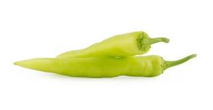 香蕉胡椒 免版税库存图片