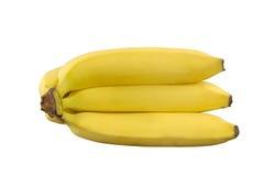 香蕉裁减路线 免版税库存图片