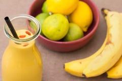 香蕉震动 库存图片