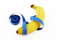 香蕉黄色 库存照片