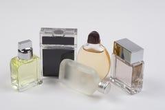 香水瓶 库存图片